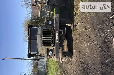 Урал 375 1983 в Великом Березном