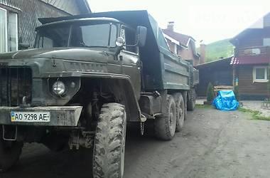 Урал 377 1978 в Рахові