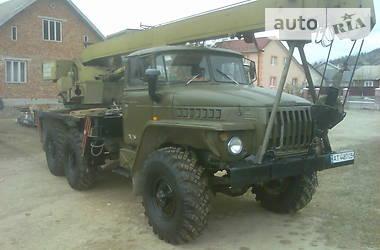 Урал 4230 1992 в Богородчанах