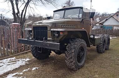 Урал 4230 1987 в Надворной
