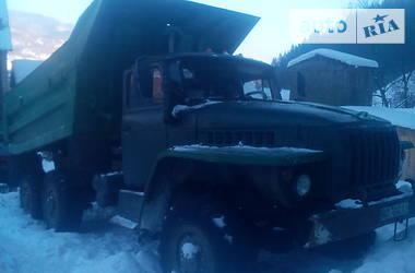 Урал 4320 1984 в Рахове