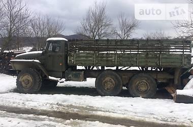 Урал 4320 1989 в Ужгороде