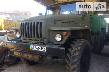 Урал 4320 1991 в Киеве