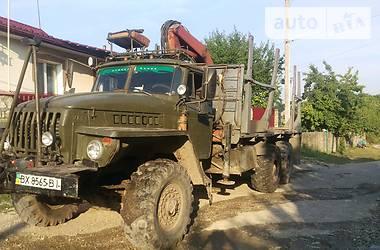 Урал 4320 1990 в Каменец-Подольском
