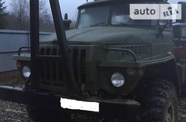 Урал 4320 1989 в Черновцах