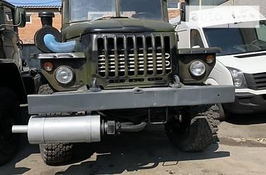 Урал 4320 1984 в Хмельницькому