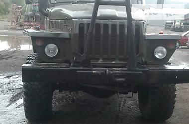 Урал 4320 1994 в Черновцах