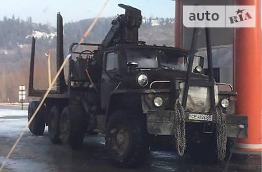 Урал 4320 1993 в Путилі