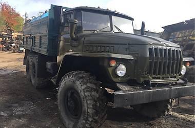 Урал 4320 1988 в Львове