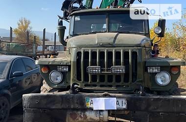 Урал 4320 1995 в Тячеве