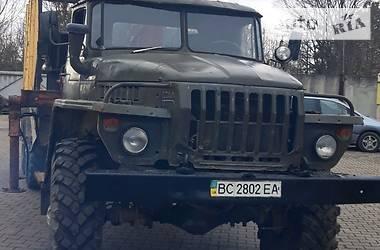 Урал 4320 1985 в Стрые