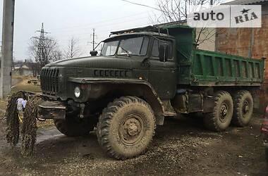 Урал 4320 1993 в Бориславе
