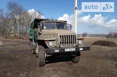 Урал 4320 1993 в Богуславе