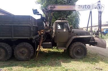 Урал 4320 1987 в Тростянце