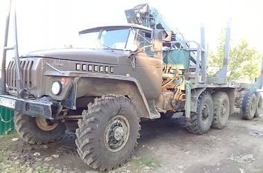 Урал 4320 1980 в Ивано-Франковске