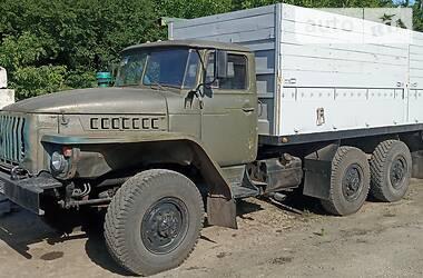 Урал 4320 1986 в Голованевске