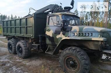 Урал 4320 1989 в Радомышле