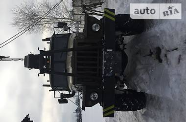 Урал 4320 1984 в Сарнах