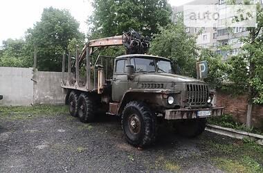 Лісовоз / Сортиментовоз Урал 4320 1989 в Жмеринці