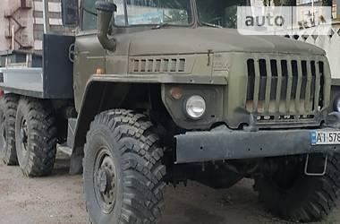 Шасі Урал 4320 1990 в Рокитному