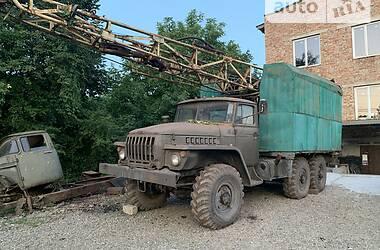 Шасі Урал 4320 1990 в Калуші