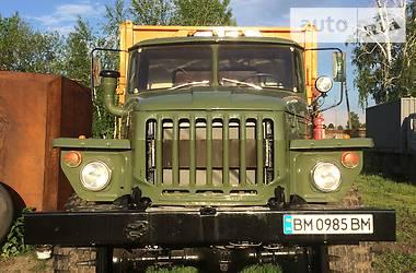 Урал 5557 1987 в Конотопі