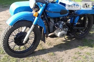 Урал 650 1988 в Полтаве