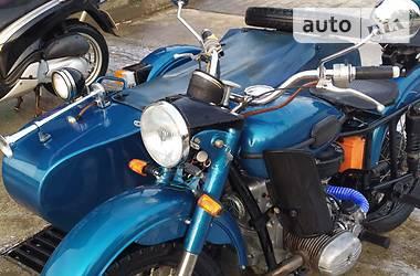 Мотоцикл з коляскою Урал 650 1989 в Хотині