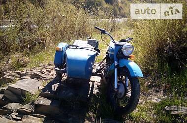 Мотоцикл з коляскою Урал Classic 1989 в Надвірній