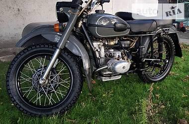 Мотоцикл з коляскою Урал ИМЗ 1992 в Дніпрі