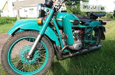 Мотоцикл з коляскою Урал ИМЗ 1984 в Кам'янці