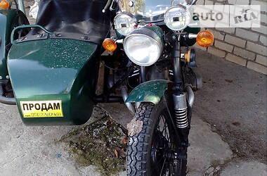 Мотоцикл Чоппер Урал М-67-36 1981 в Каховці