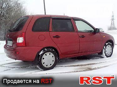 Lada (ВАЗ) 1117 2010 года в Луганске