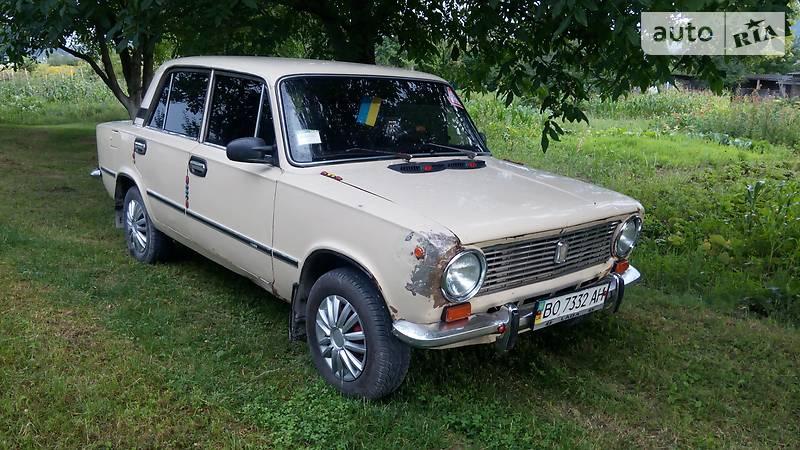 Lada (ВАЗ) 2101 1989 года в Тернополе