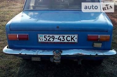 ВАЗ 2101 1972 в Лохвице