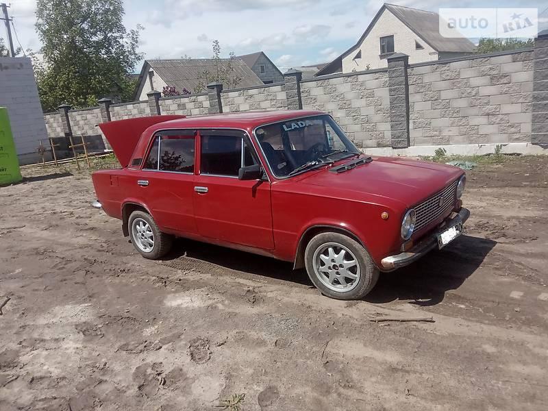 Седан ВАЗ 2101 1980 в Нововолынске
