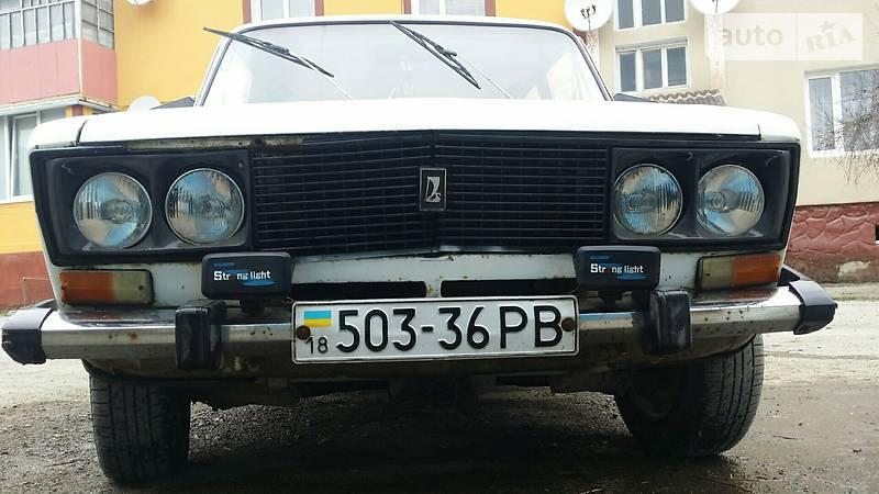 Lada (ВАЗ) 2103 1977 року в Тернопілі