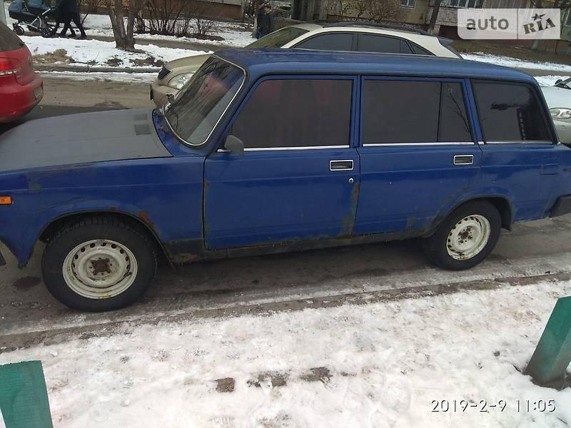 Lada (ВАЗ) 2104 2007 року в Києві