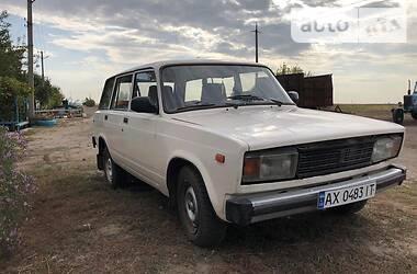 ВАЗ 2104 1986 в Великом Бурлуке