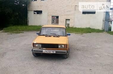ВАЗ 2105 1984 в Тернополе