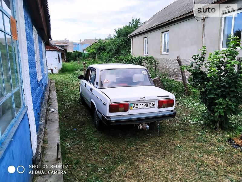 ВАЗ 2105 1981 в Томашполе