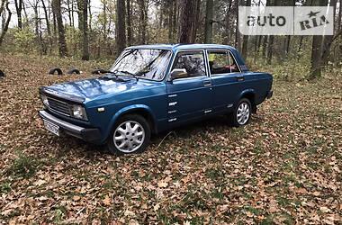 ВАЗ 2105 1986 в Киверцах