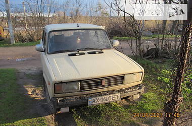 Седан ВАЗ 2105 1987 в Харькове