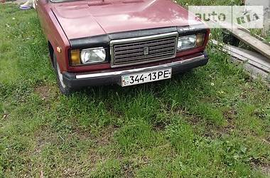 Седан ВАЗ 2105 1988 в Берегово