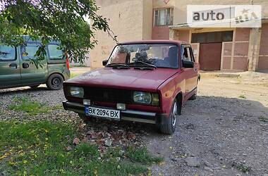 Седан ВАЗ 2105 1981 в Каменец-Подольском