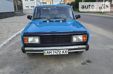 Седан ВАЗ 2105 1982 в Бердичеве