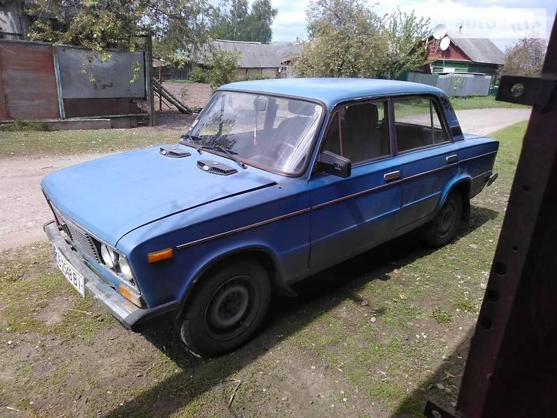 ВАЗ 2106 1989 в Городне