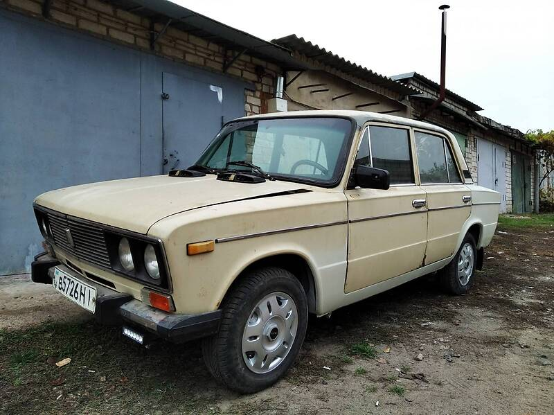 ВАЗ 2106 1993 в Николаеве