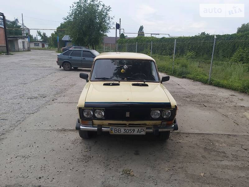 Седан ВАЗ 2106 1987 в Северодонецке