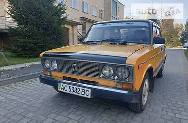 Седан ВАЗ 2106 1984 в Ратным